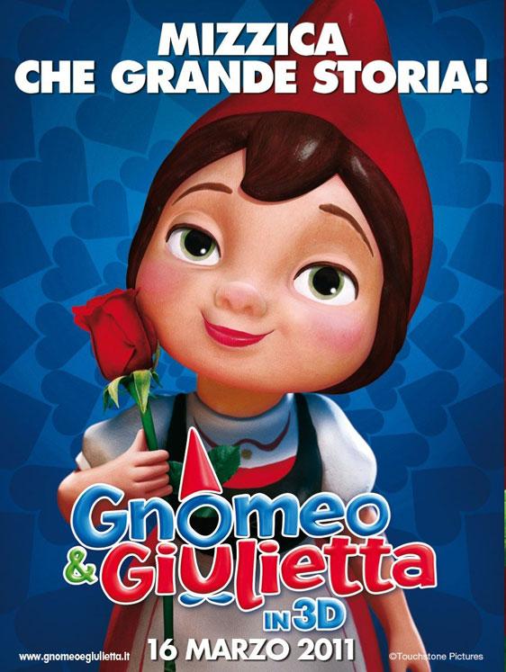 Gnomeo & Juliet Poster #9