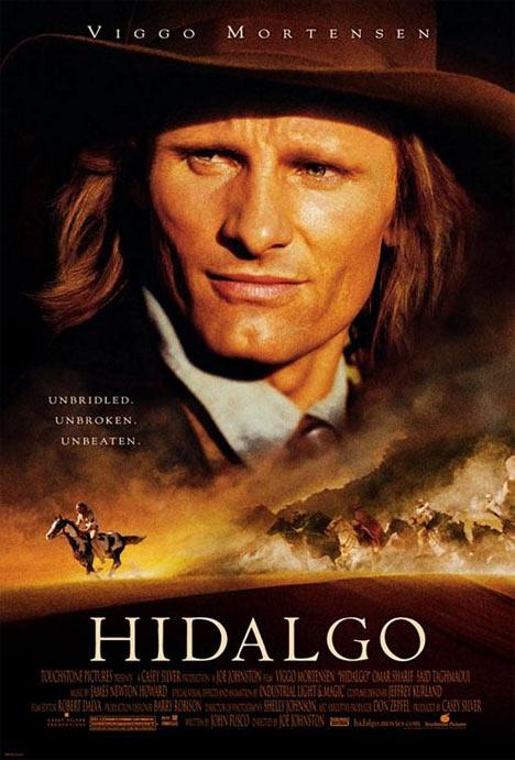 Hidalgo Poster #1