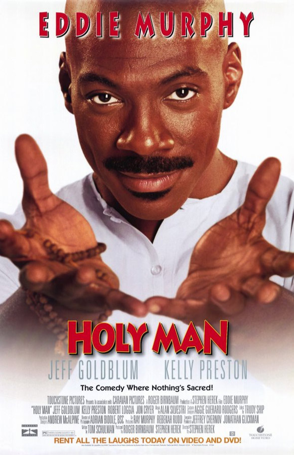 Holy Man Poster #1