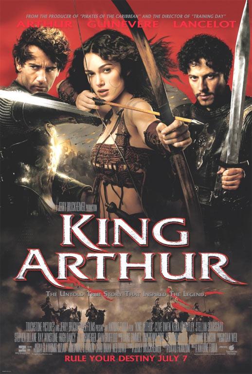 King Arthur Poster #1