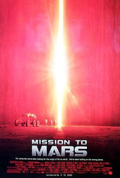 Mission to Mars Poster #1