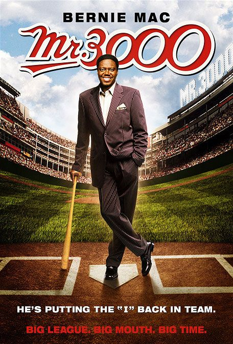 Mr. 3000 Poster #1