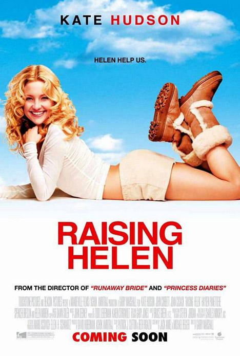 Raising Helen Poster #1
