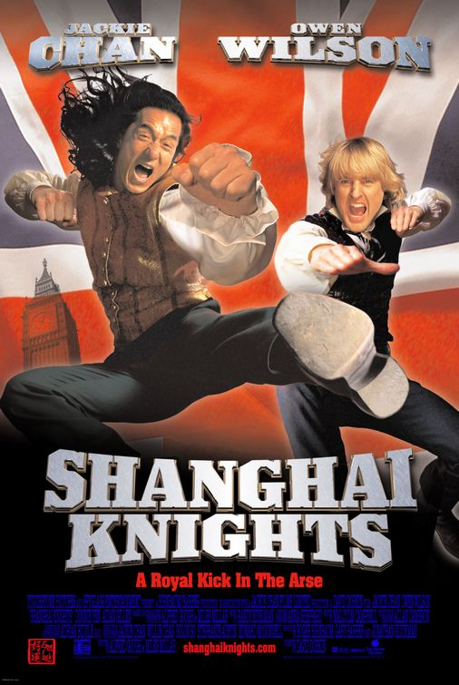 Shanghai Knights Poster #1