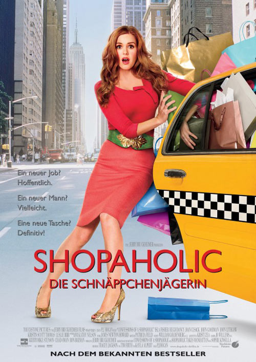 Confessions of a Shopaholic Poster #4