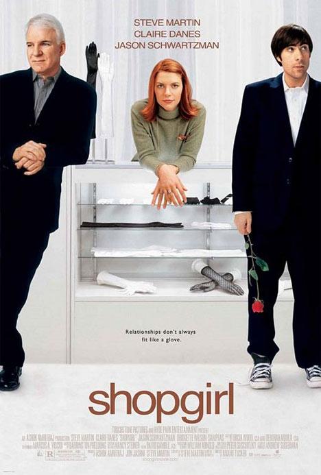 Shopgirl Poster #1