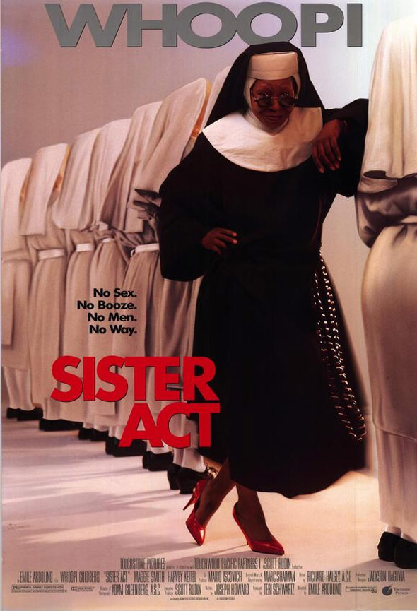 Sister Act Poster #1