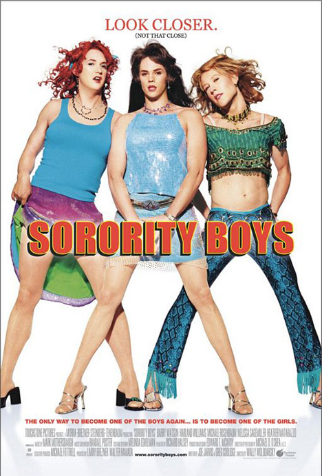 Sorority Boys Poster #1