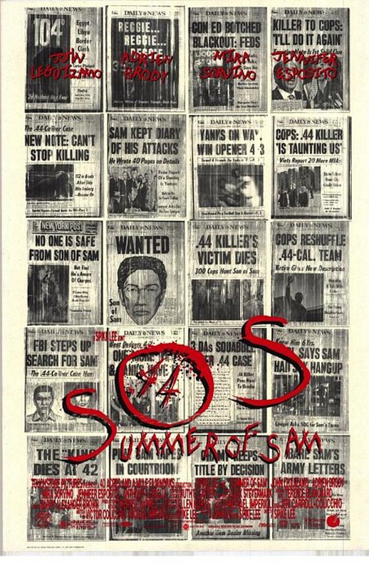 Summer of Sam Poster #1