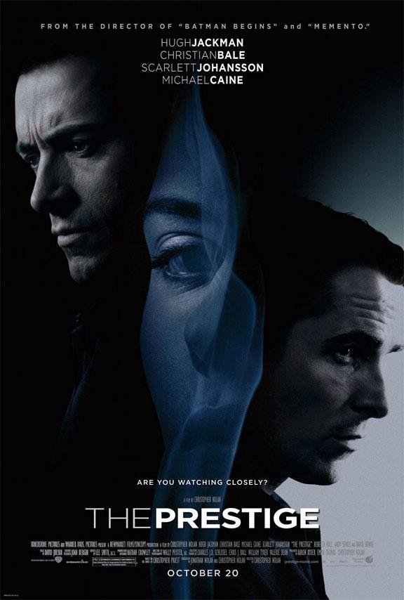 The Prestige Poster #2