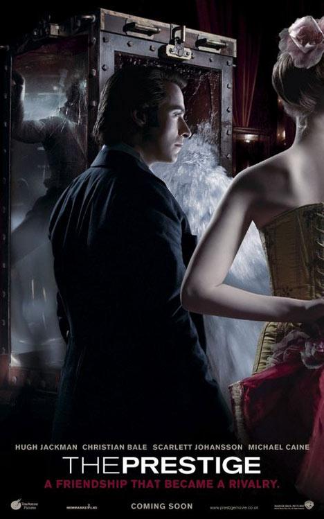 The Prestige Poster #1