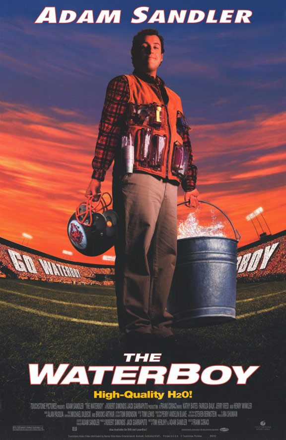 The Waterboy Poster #1