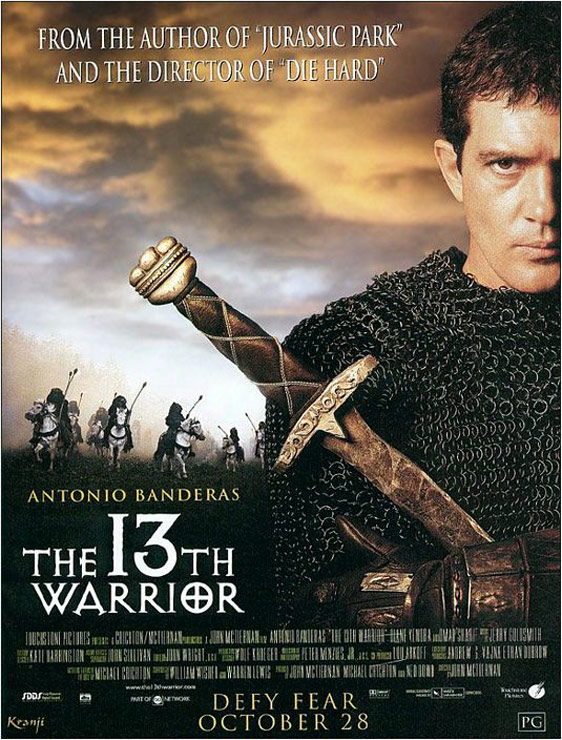 The 13th Warrior Poster #3