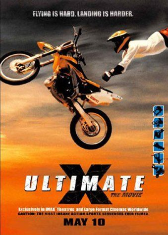 Ultimate X: The Movie Poster #1