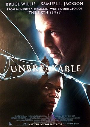 Unbreakable Poster #1