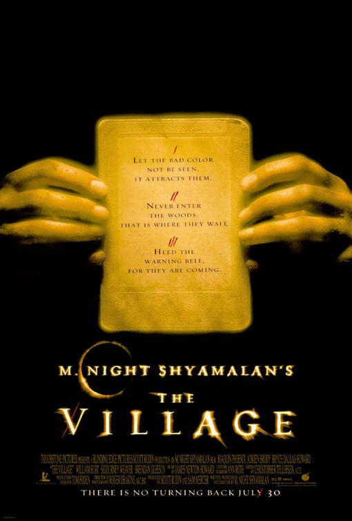 The Village Poster #1