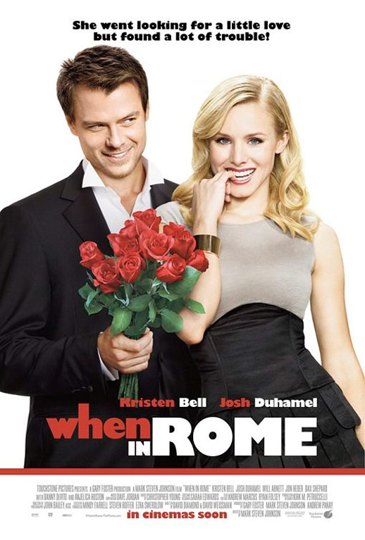 When in Rome Poster #3