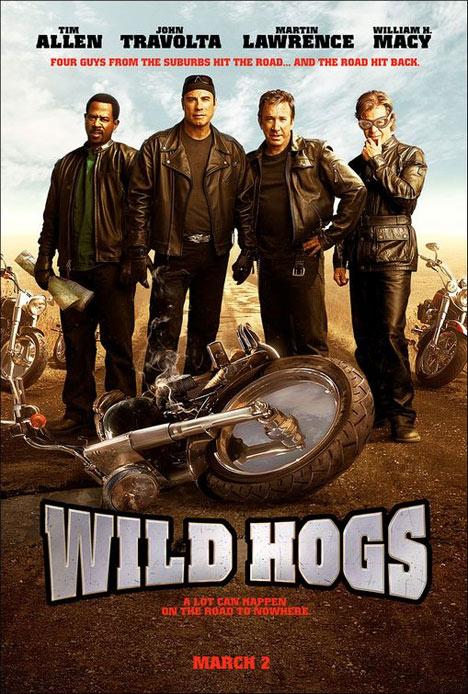 Wild Hogs Poster #1