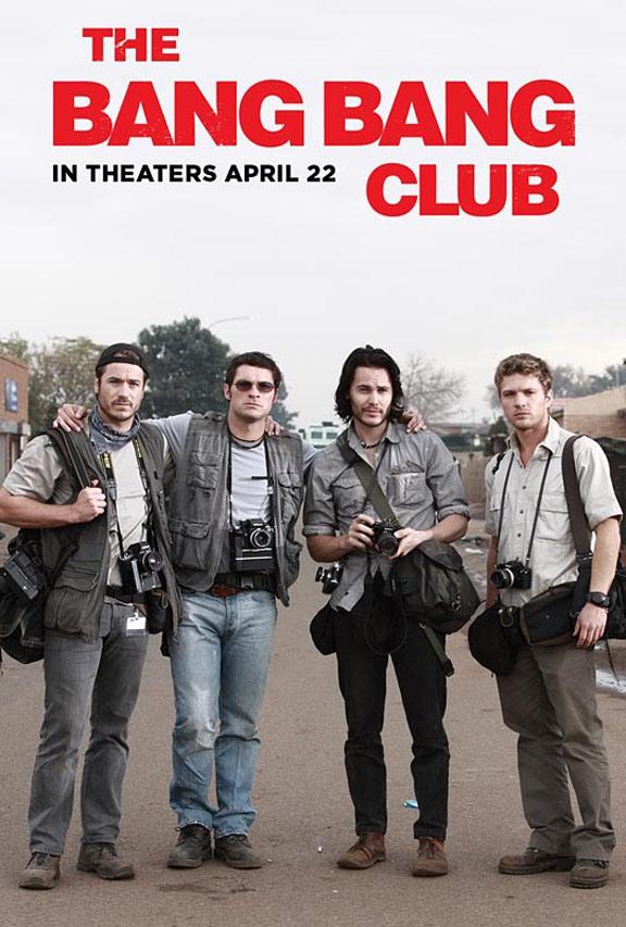The Bang Bang Club Poster #1