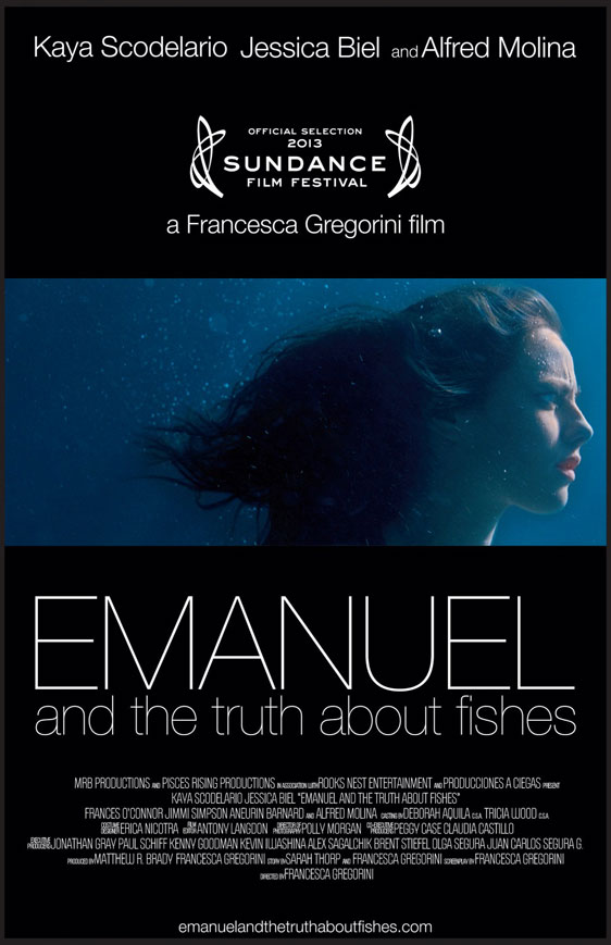 The Truth About Emanuel Poster #1