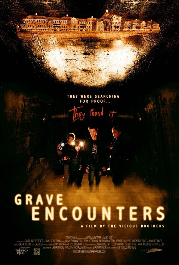 Grave Encounters Poster #1