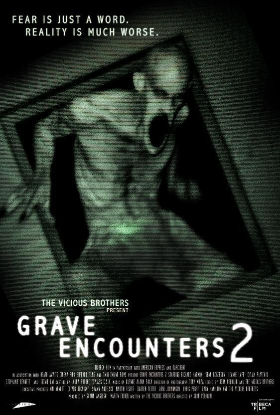 Grave Encounters 2 Poster #1