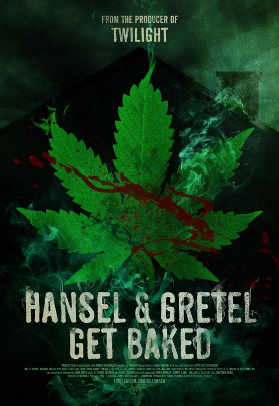 Hansel & Gretel Get Baked Poster #1