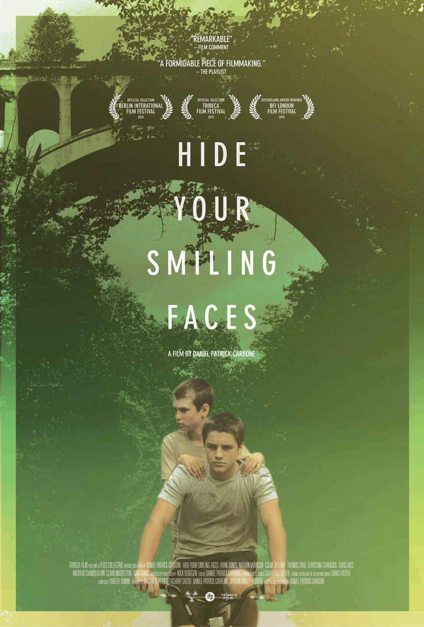 Hide Your Smiling Faces Poster #1