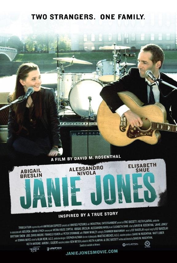 Janie Jones Poster #1