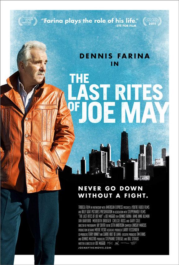 The Last Rites of Joe May Poster #1