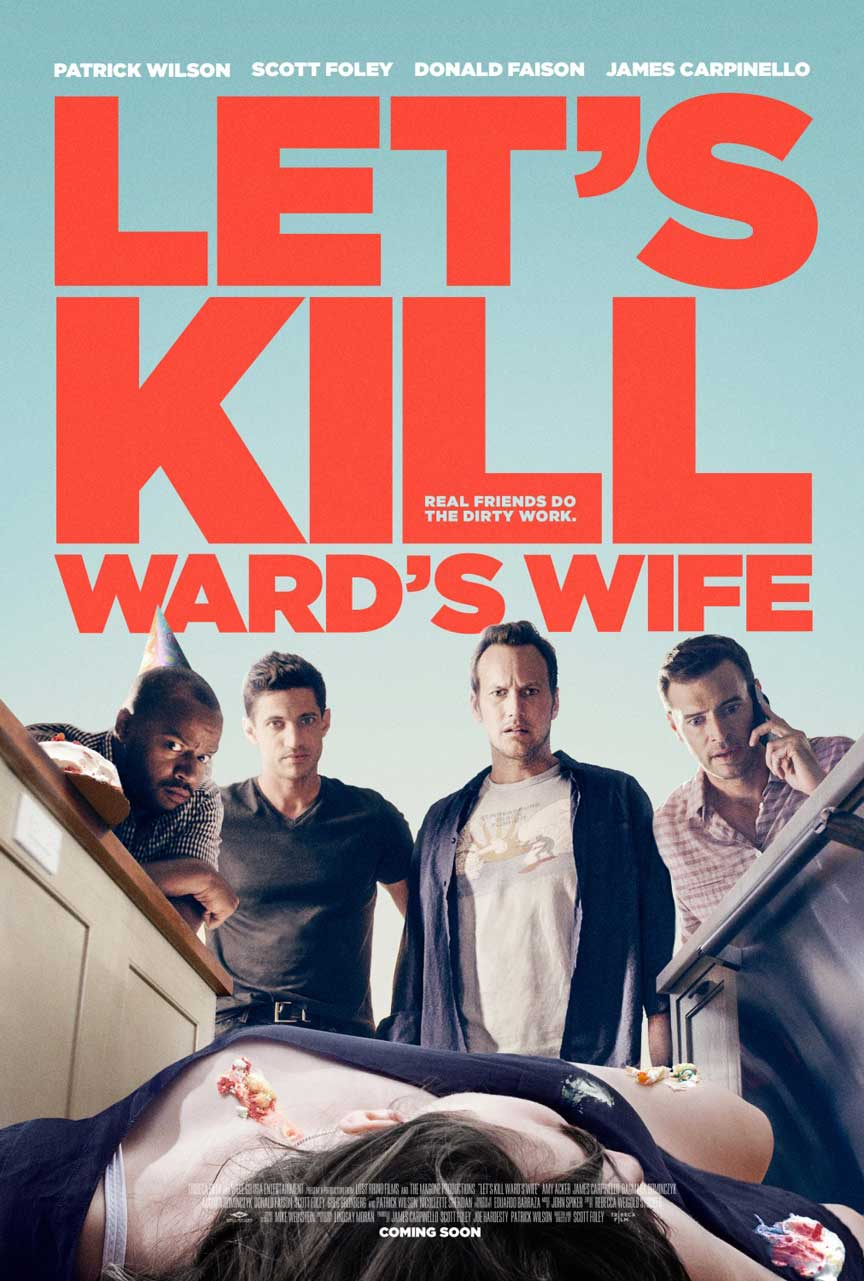 Let's Kill Ward's Wife Poster #1