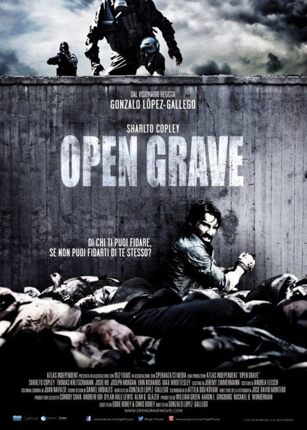 Open Grave Poster #2