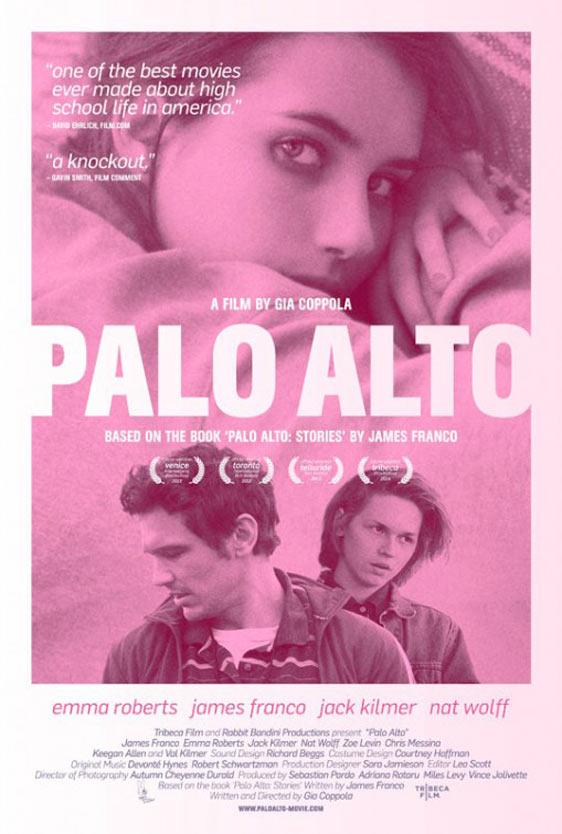 Palo Alto Poster #2