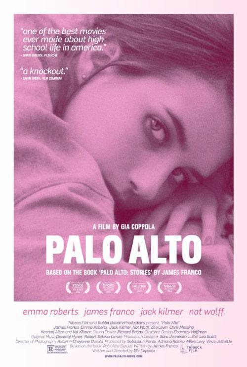 Palo Alto Poster #1