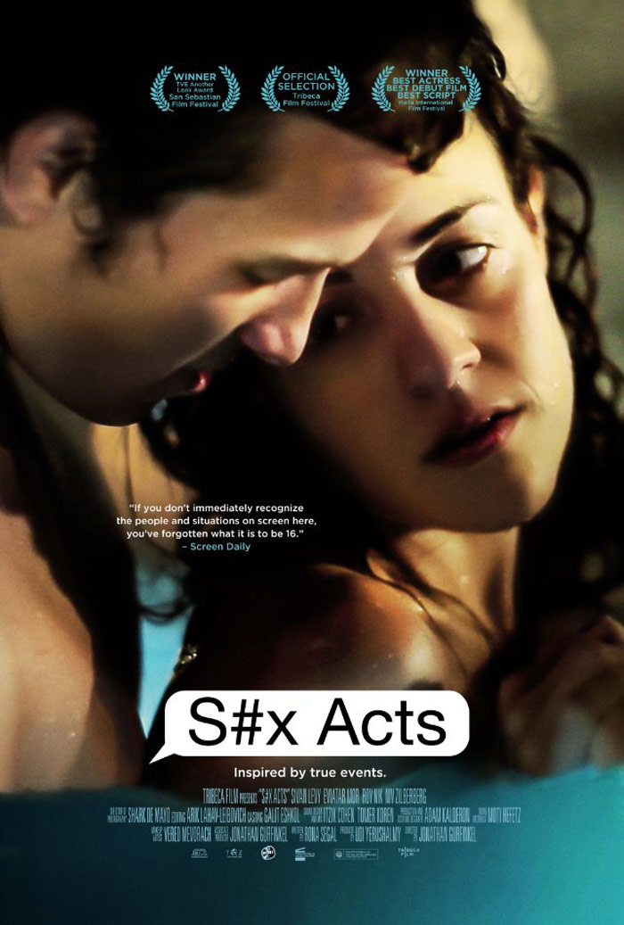 S#x Acts Poster #1