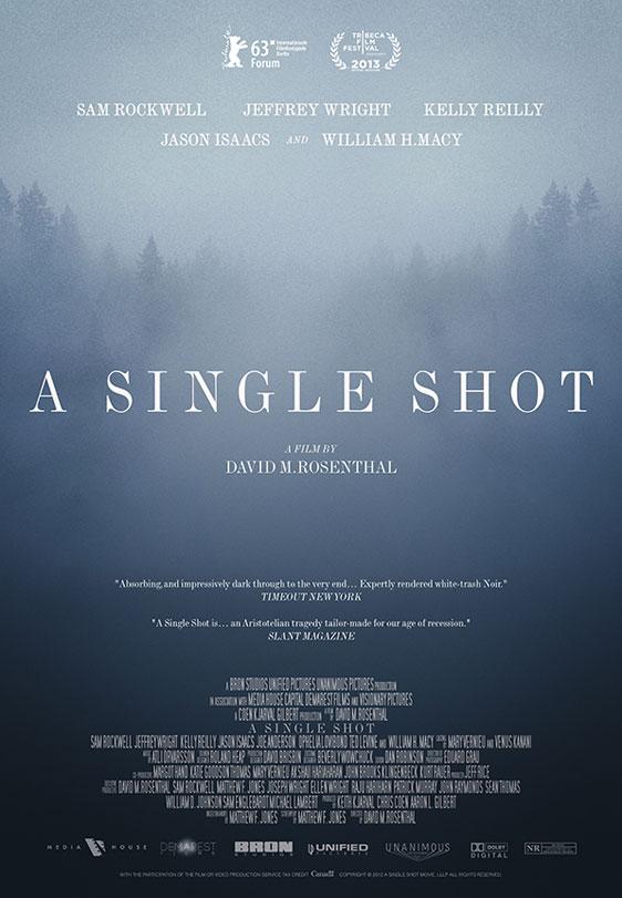A Single Shot Poster #1