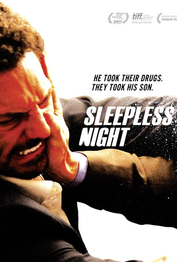 Sleepless Night Poster #1