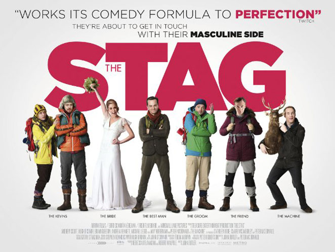The Stag Poster #1