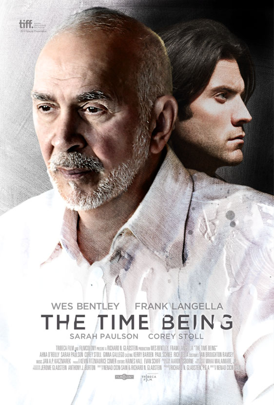 The Time Being Poster #1