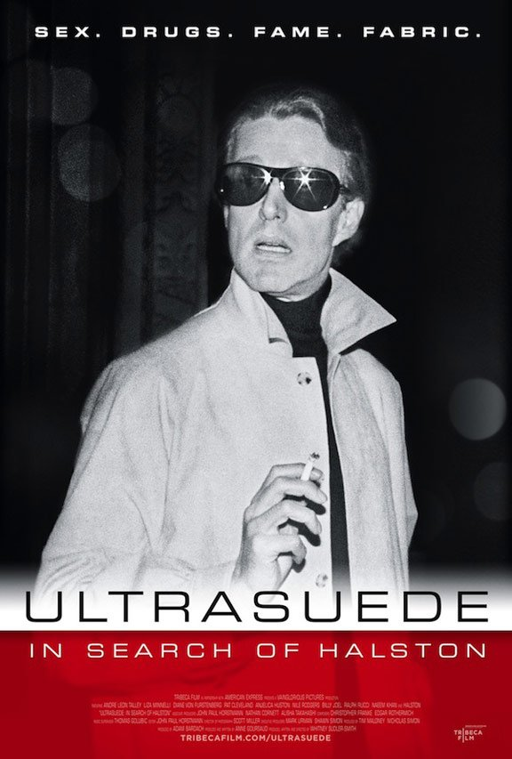 Ultrasuede: In Search of Halston Poster #1