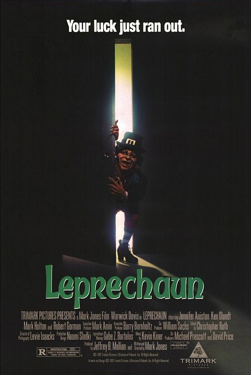 Leprechaun Poster #1