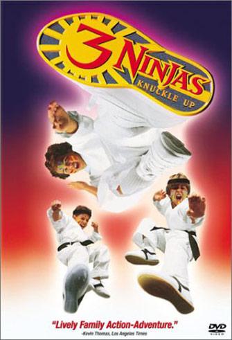 3 Ninjas Knuckle Up Poster #1