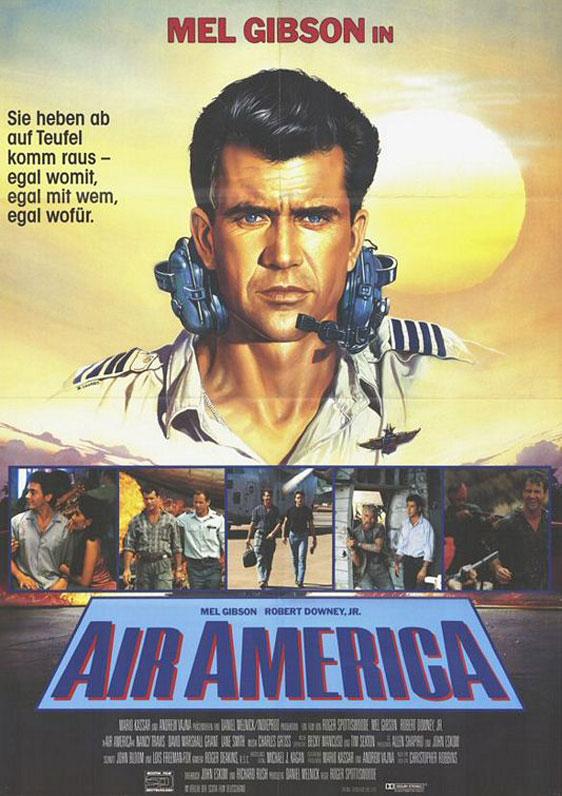 Air America Poster #3