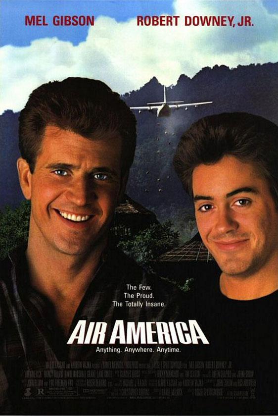 Air America Poster #1