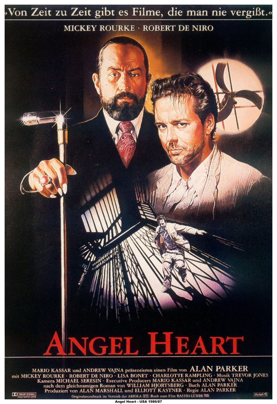 Angel Heart Poster #3