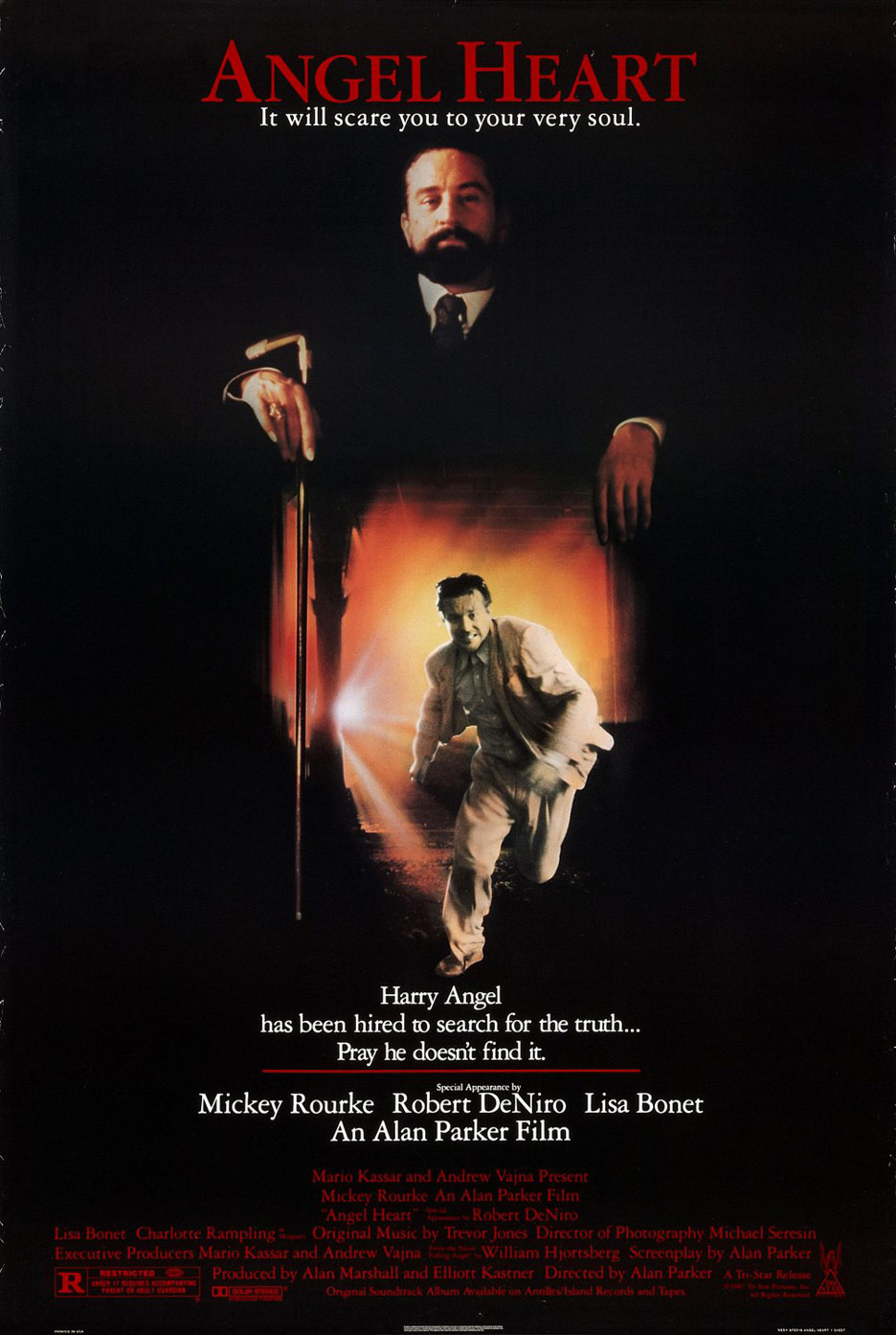 Angel Heart Poster #1