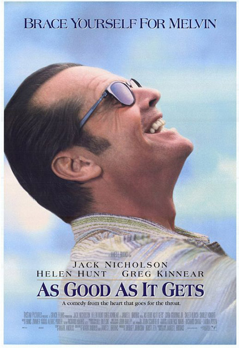 As Good as It Gets Poster #1