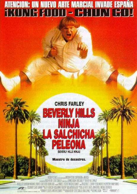 Beverly Hills Ninja Poster #1