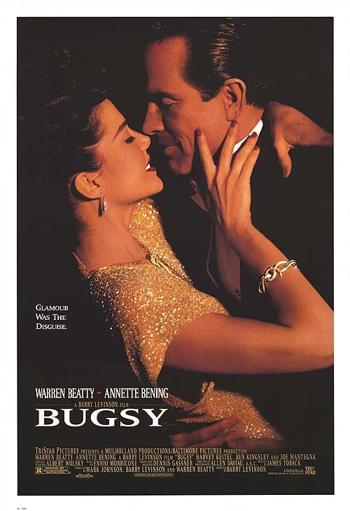 Bugsy Poster #1