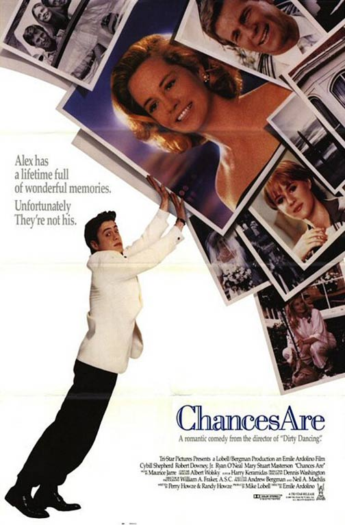 Chances Are Poster #1
